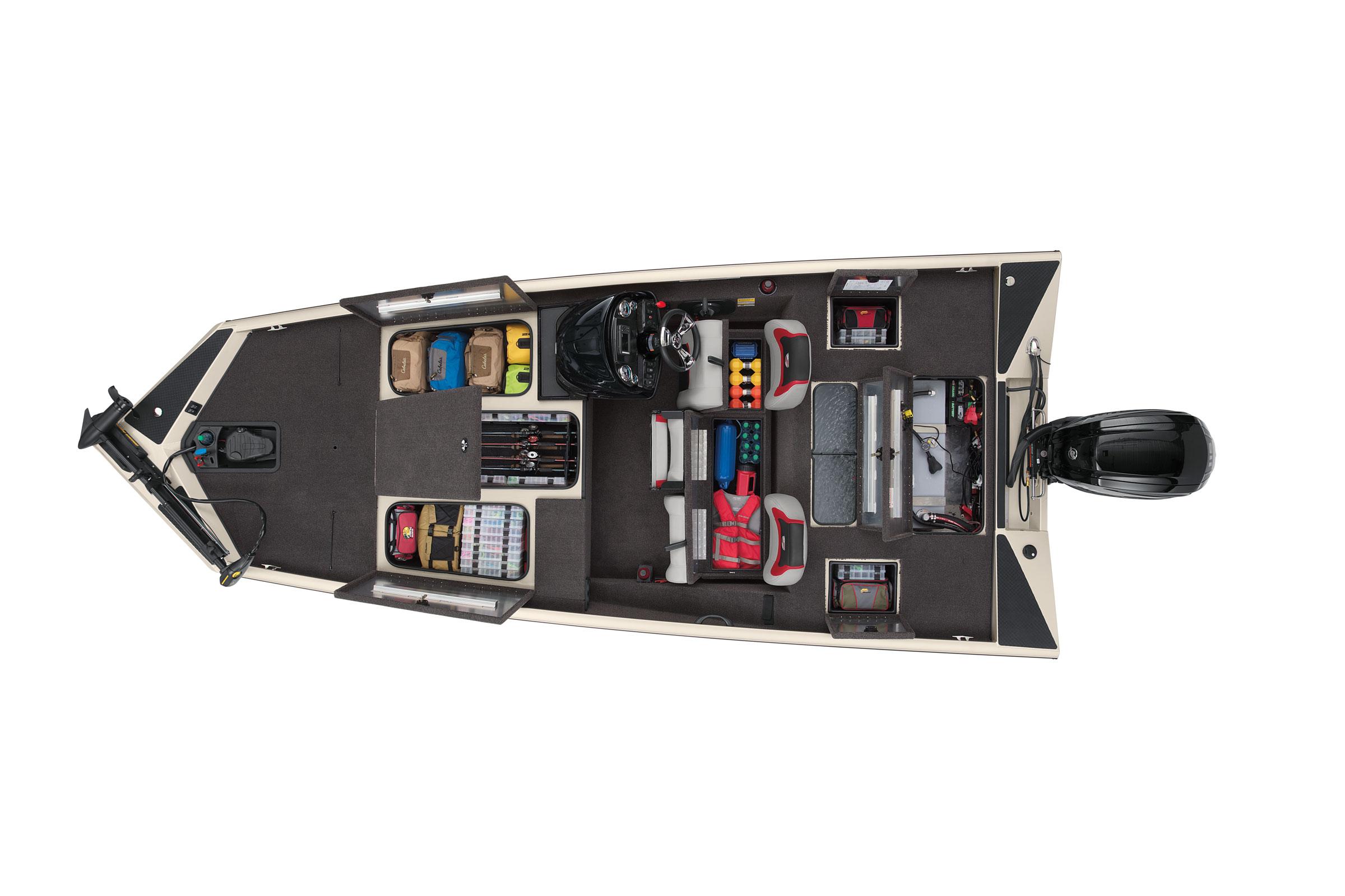2019 18 Tx Bass Boat Triton Boats