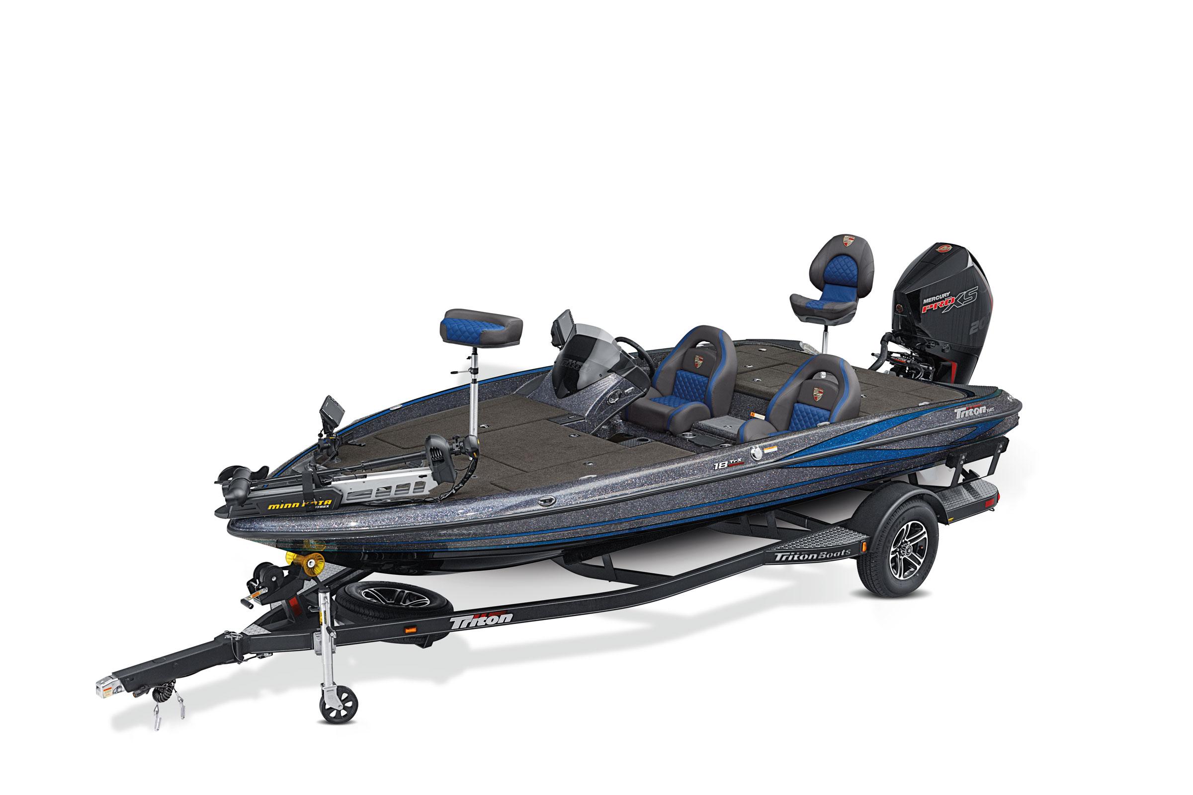 2019 18 Trx Bass Boat Triton Boats